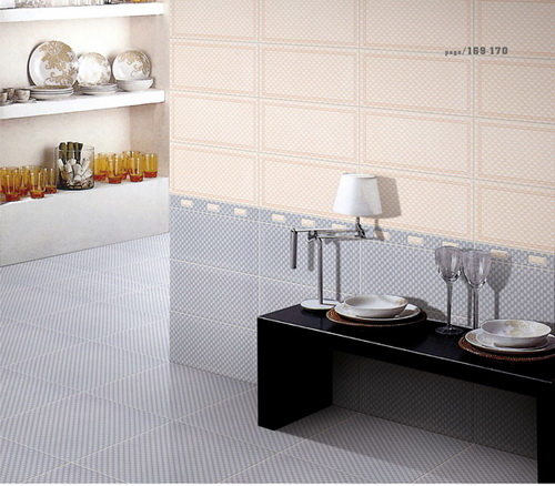 Ceramic Tile - Cloth Grain Tile