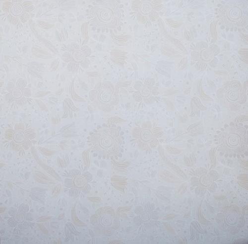 Ceramic Tile Flower Texture Tile