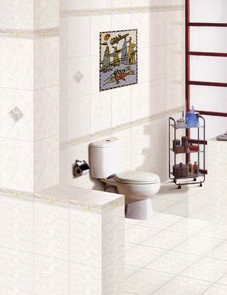 Ceramic Tile - Kitchen and Bathroom Tiles