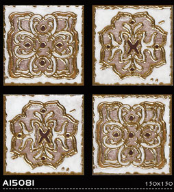 Ceramic Tile - Metallic Tile