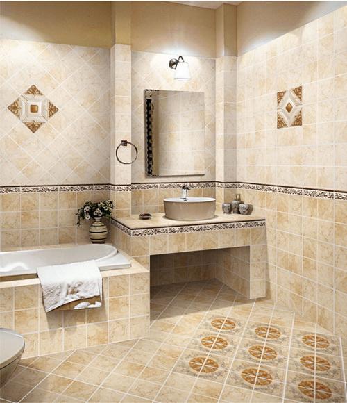 Ceramic Tile: Rustic Ceramic Tile
