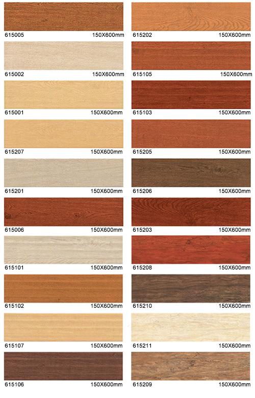 ceramic wood tile 150X600mm - Ceramic Wood Tile - Wood Look Ceramic Tile