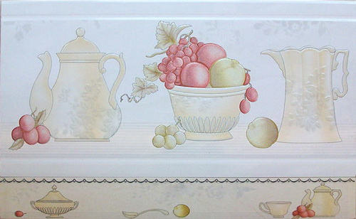 Decorated Tile - Decorative Painting