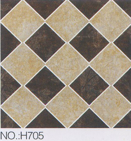 Decorated Tile - Water Jet Tile Pattern