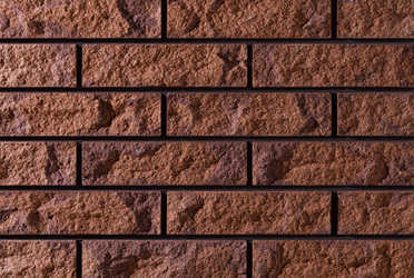 Exterior Wall Tile - Split Rock Tile