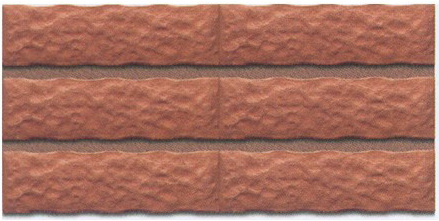 Exterior Wall Tile - Wave Tiles